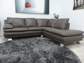 Exclusive Vicenza Chaise Corner Sofa