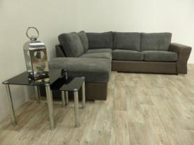 Flavia Corner Group + Foot Stool