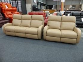 La-Z-Boy Washington 3 Seater and 2 Seater Electric Recliners