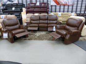 La-Z-Boy Charleston 3 Seater and 2 Chairs